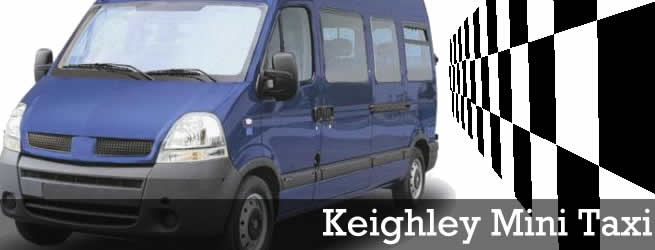 Keighley Minibus Taxi Travel