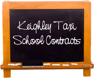 Keighley School Taxi Contracts